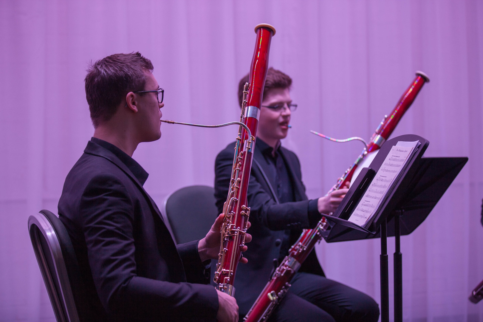 government fundraisers always need bassoons...