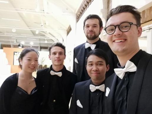 Quintet Selfie!
