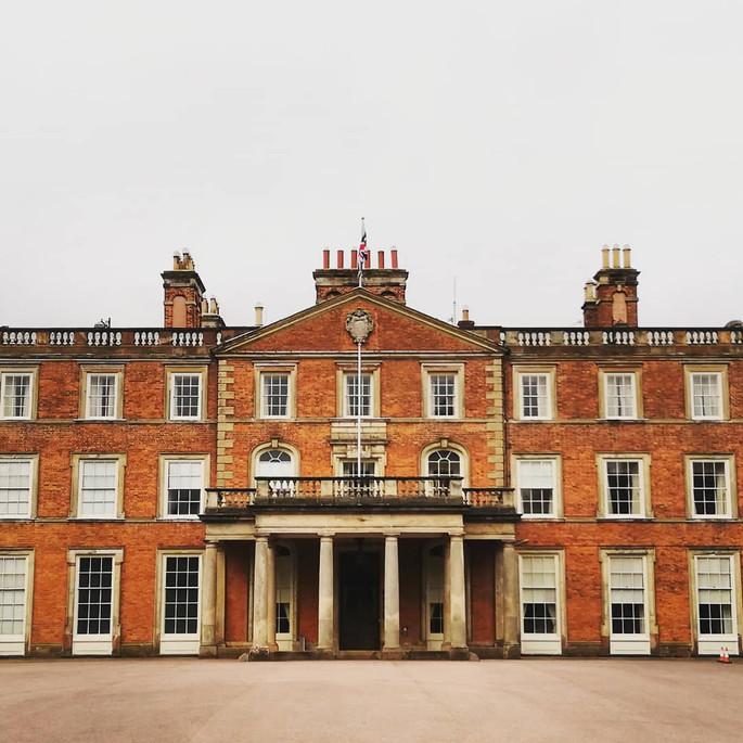 Weston Park (2019)