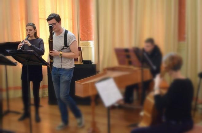 trio rehearsals