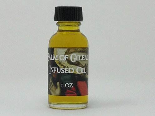 BALM OF GILEAD - Anointing Oil