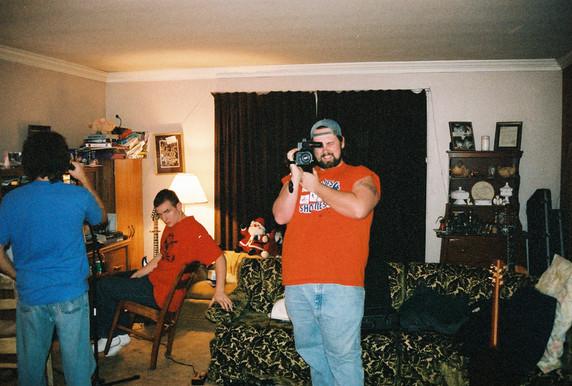 Winter cameraman Palmer