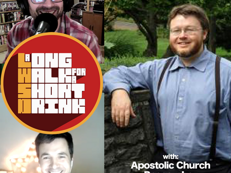 LWSD Interview with Apostolic Church Researcher Cory Anderson, PhD