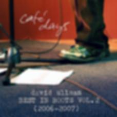 Café Days album cover