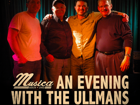 An Evening With The Ullmans: Live @ Musica