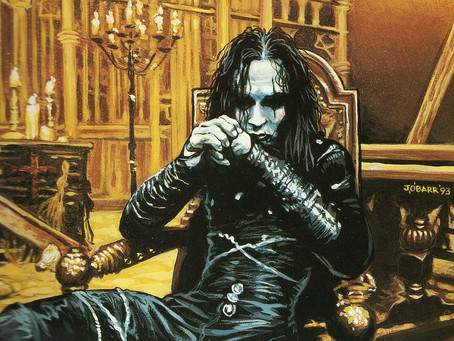 The Crow: 25th Anniversary of the Film