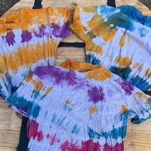 Summer camp = Tie Dye