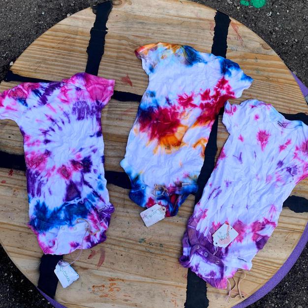 Baby Tie Dye