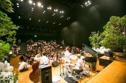 毎年満員のKidsJazzコンサート