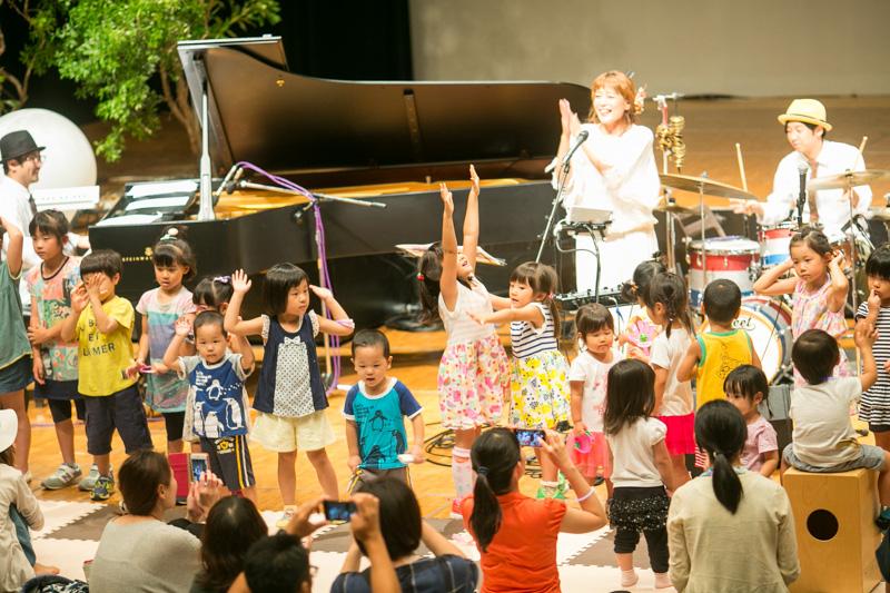 KidsJazzコンサート