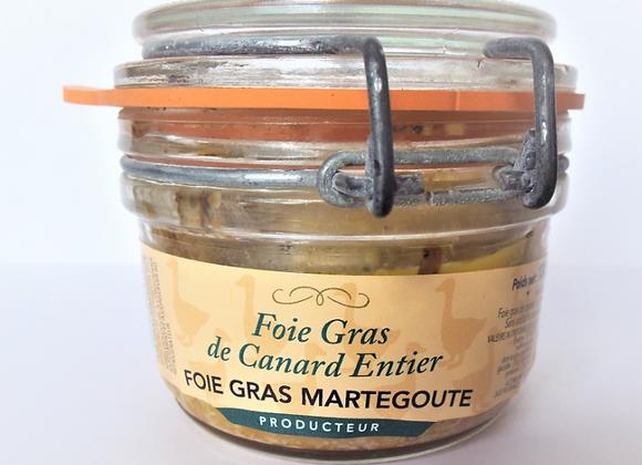Foie gras entier de canard 130 Gr