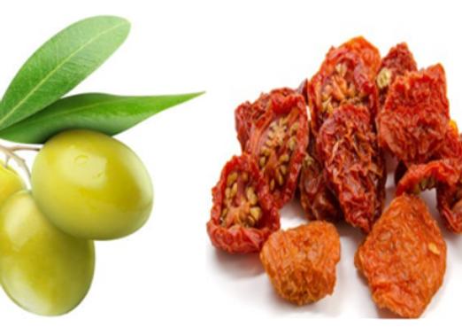 Saucisson à la tomate et olives vertes 200 g