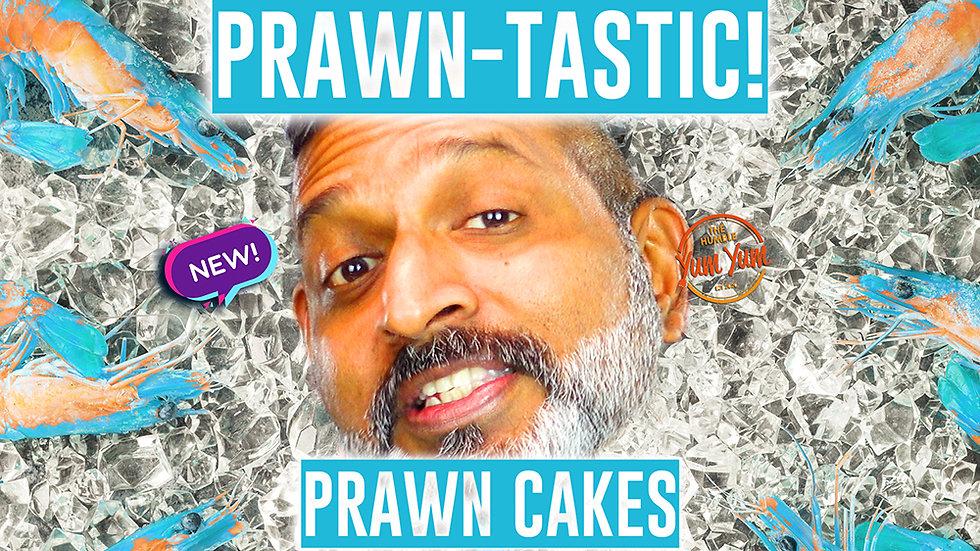 PRAWN CAKES