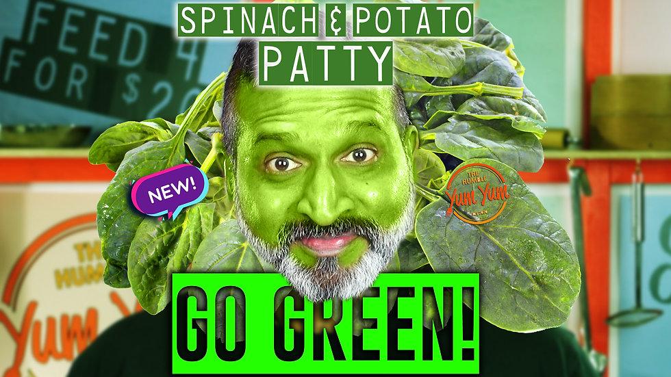 Part 2- Go Green!