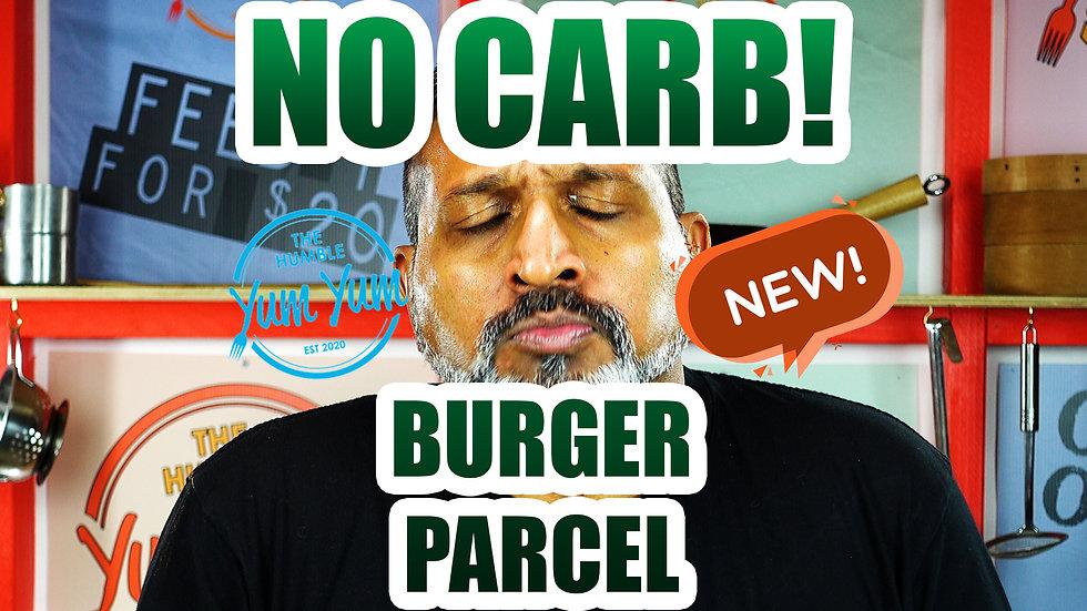 NO CARB BURGER PARCEL