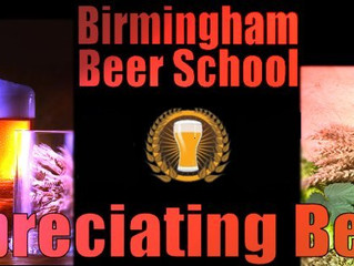 Beers for November Session