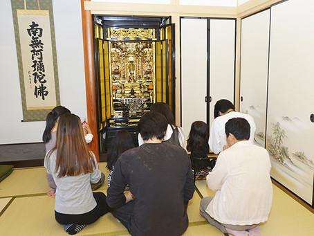 「葬儀の時って仏壇の扉は閉めるもの?」