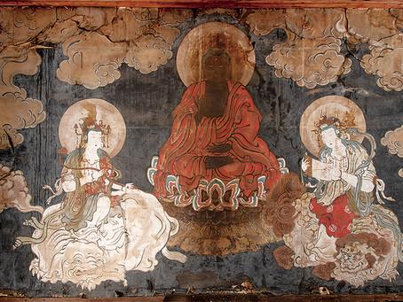 【浄楽寺の仏画が市指定文化財に!】