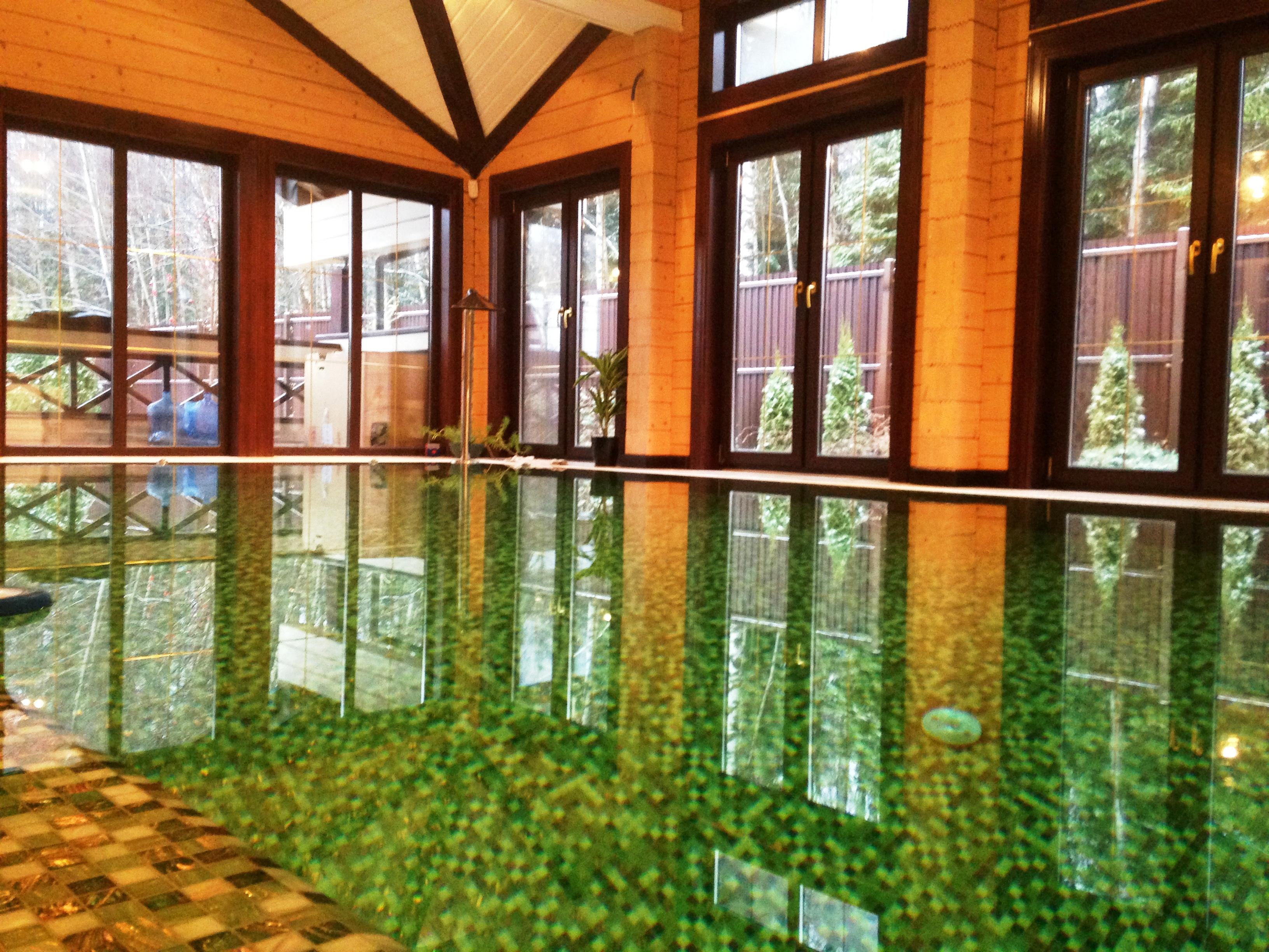 Ваш идеальный бассейн