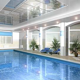 Ремонт и реконструкция бассейнов