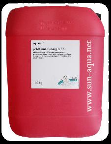 pH Минус жидкий.25 кг. Коррекция рН.
