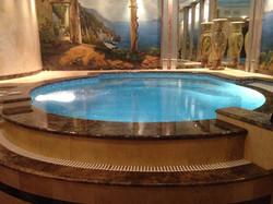 Разовое обслуживание бассейнов