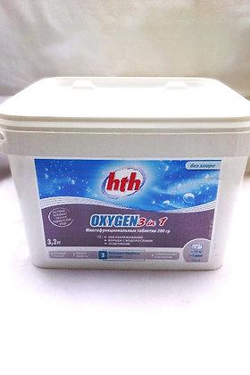 Активный кислород в таблетках по 200 гр. / 3,2 кг.