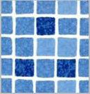 Плёнка Mosaic Blue SBGD 160 Supra.  1,65 х 25