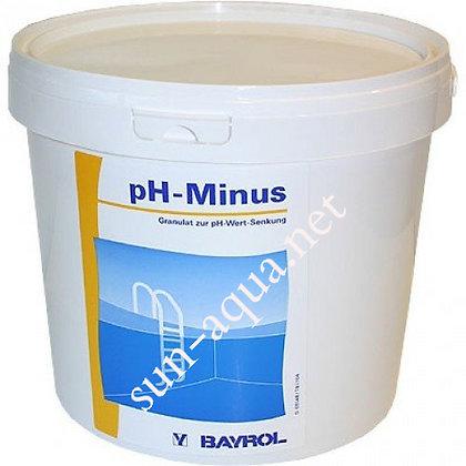 pH минус, (гранулы) 6 кг.