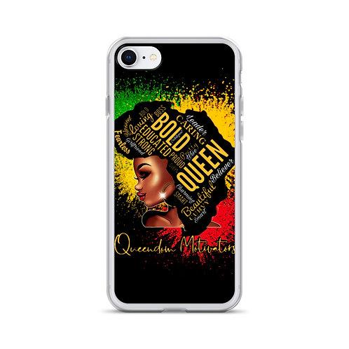QM iPhone Case