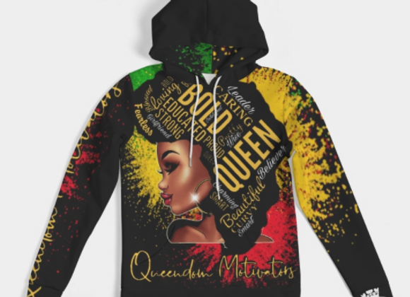 QueendomMotivators 2020 Hoodie