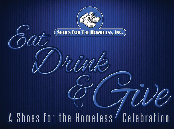 Join us for our Annual Shoes for the Homeless, Inc. Celebration!