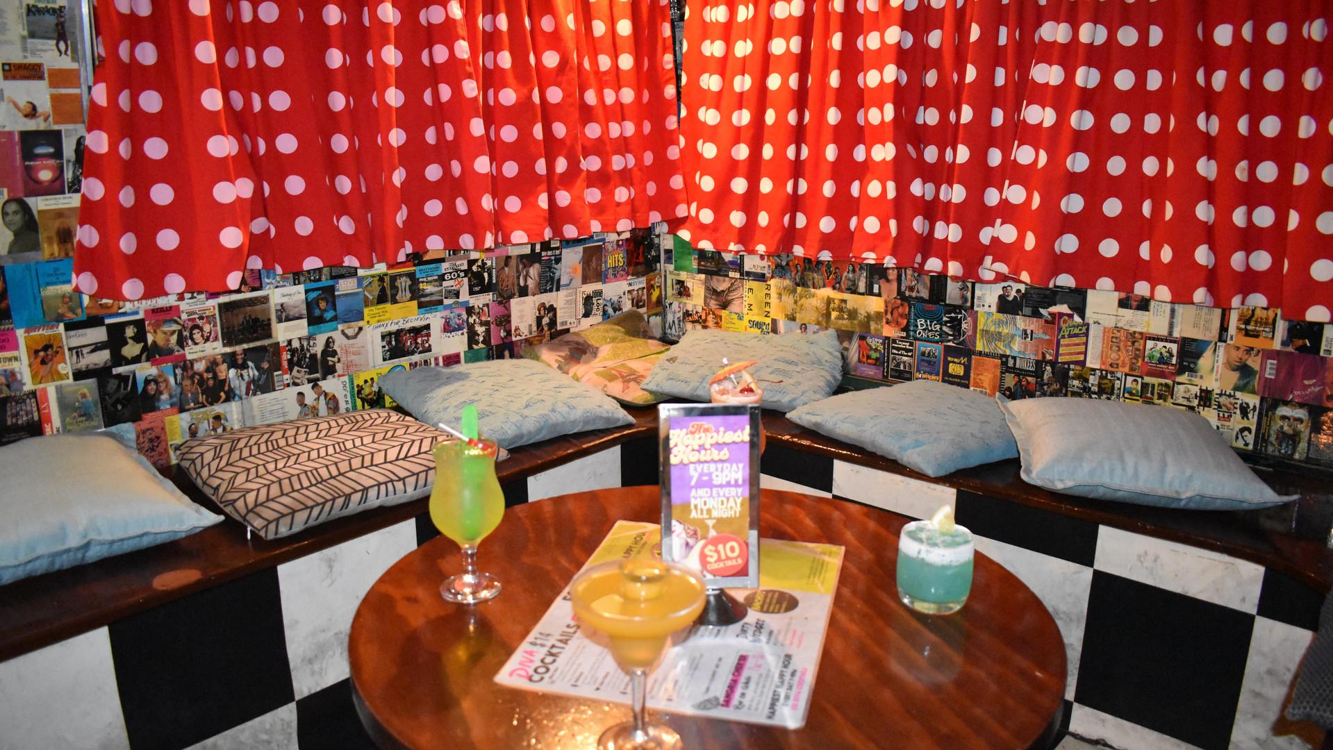 Cocktails in the Caravan
