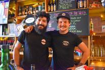 The Friendlist Bar Team in Wellington