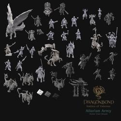 Allarian Army