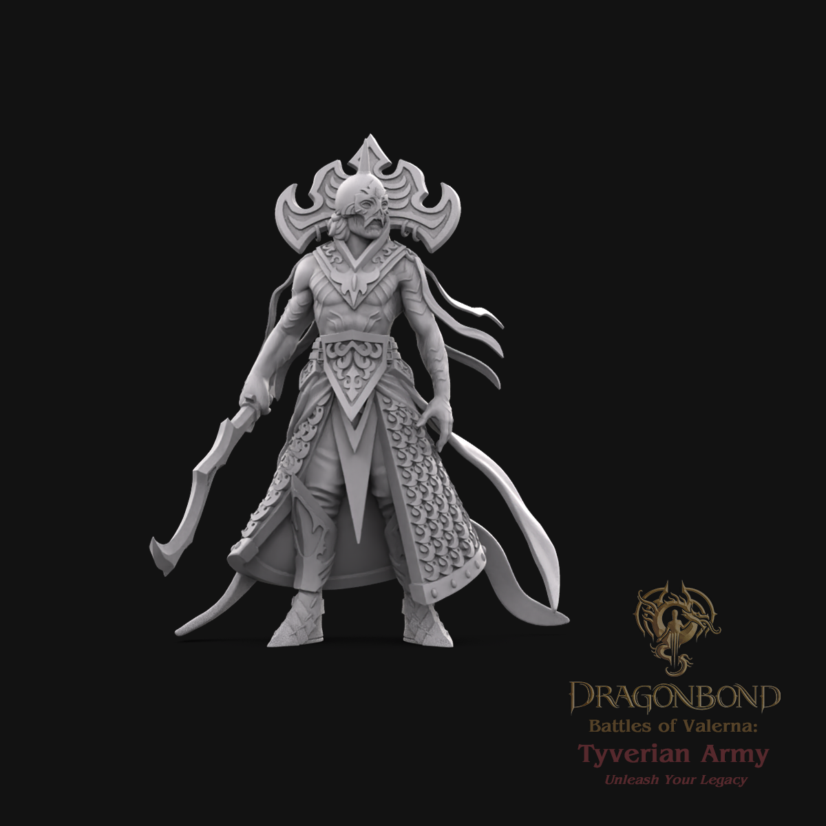 Tyverian Army - STL