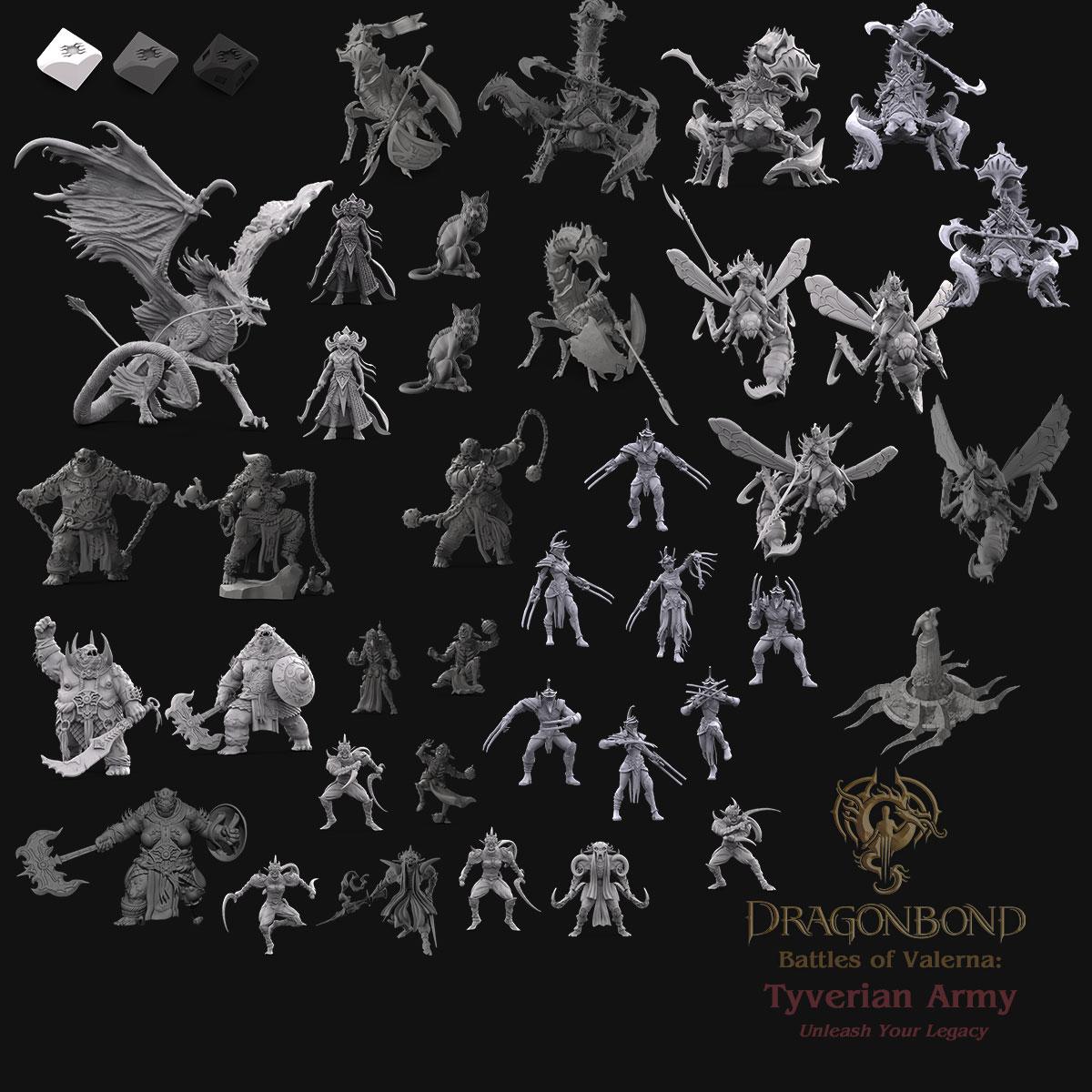 Tyverian Army