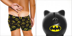 BATMAN BABY BIKINI - BANK