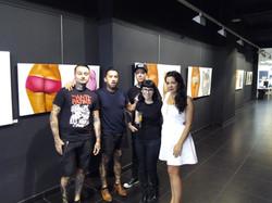 Gallery El Quatre 2014, Barcelona
