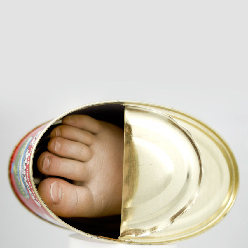 EN CONSERVA (Pandora right foot)