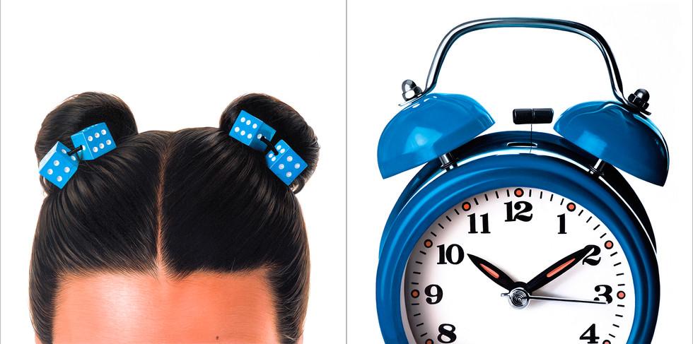 En Qué Hora Vivo? Blue