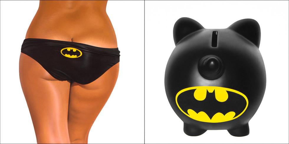 Batman Bikini Bank
