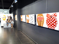 Gallery El Quatre, Barcelona 2014