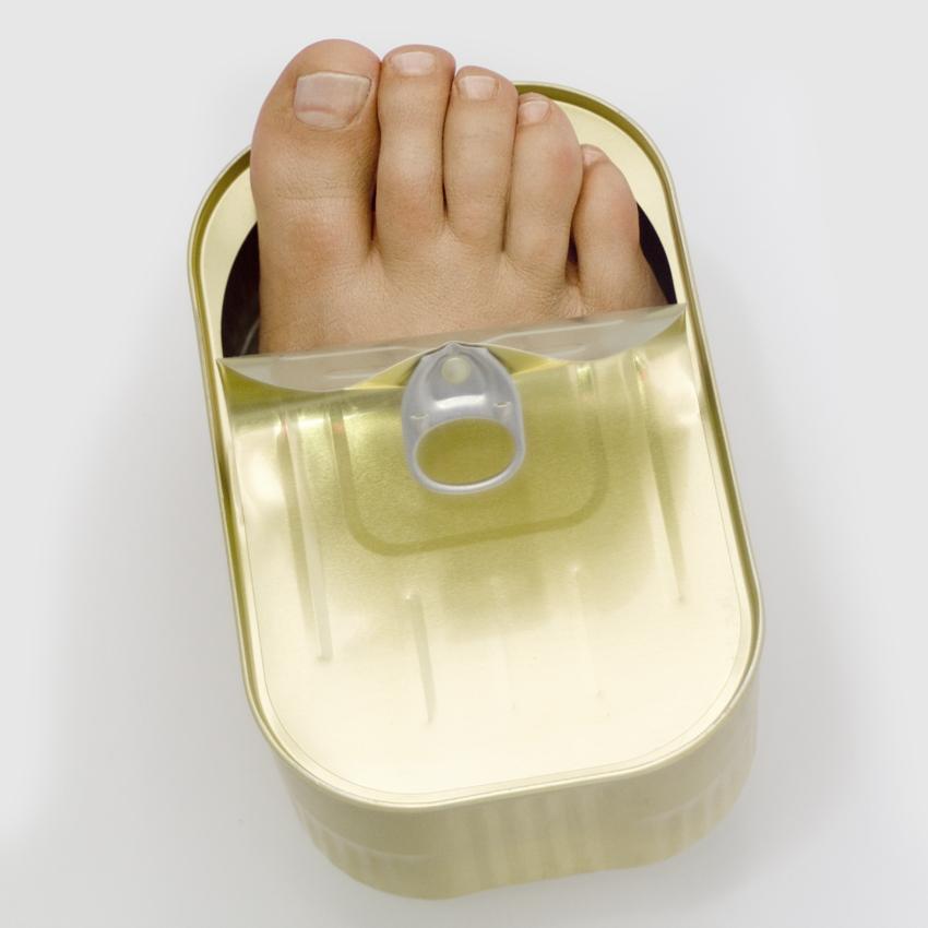 EN CONSERVA (Cristina right foot)