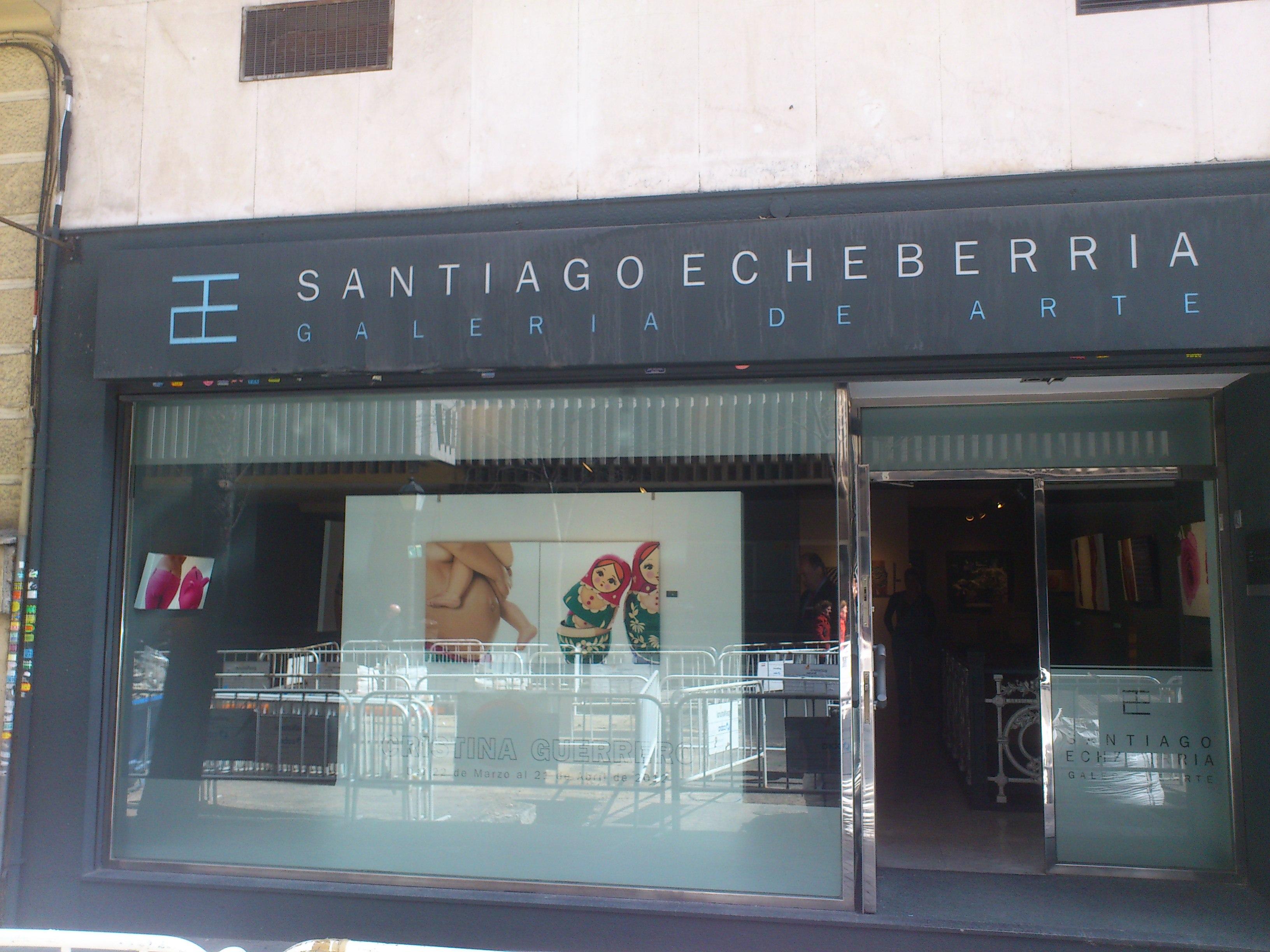 Santiago Echeberria G, Madrid 2012
