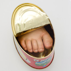 EN CONSERVA (Icaro right foot)