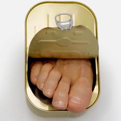 EN CONSERVA (Peio right foot)