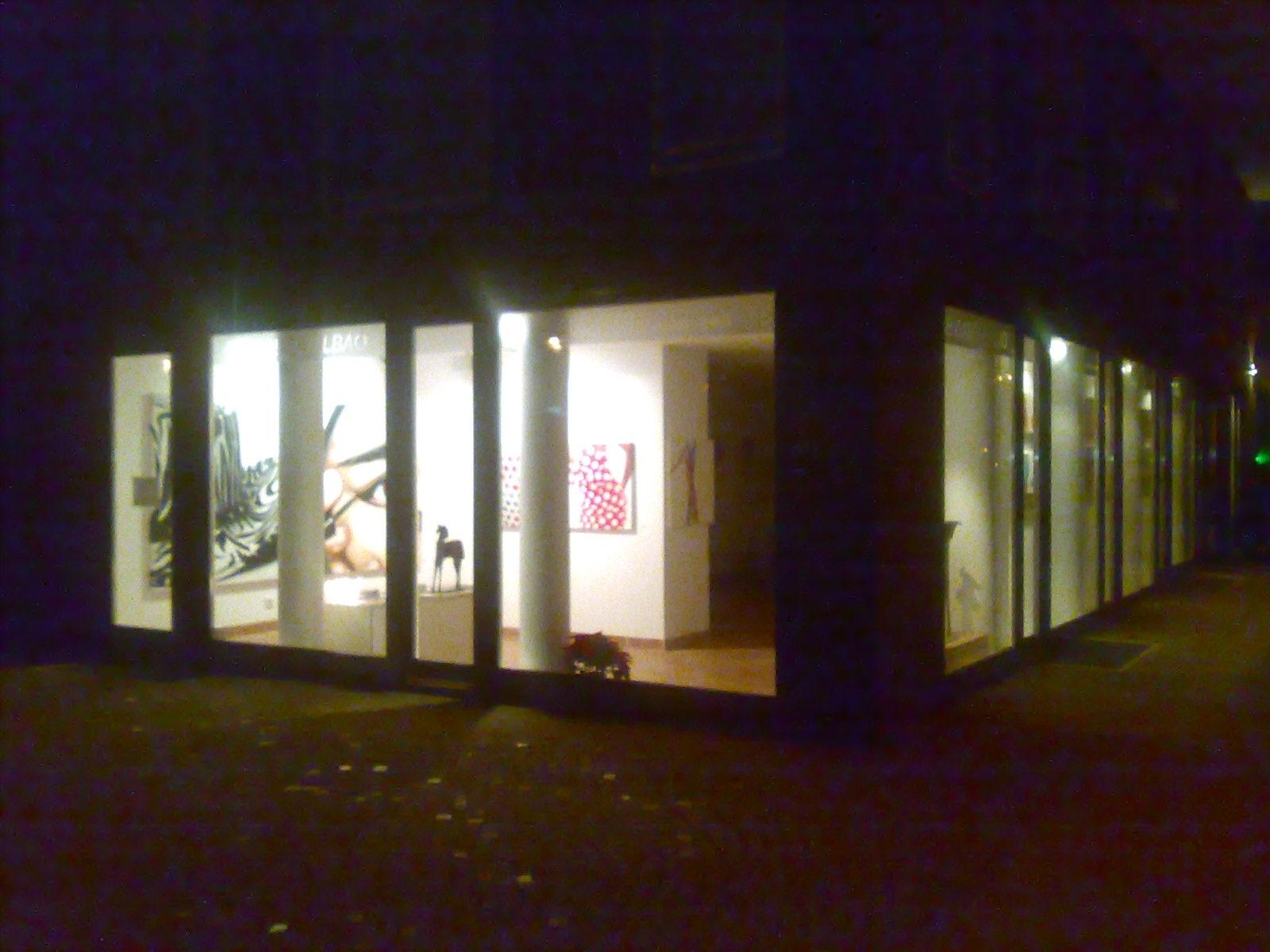 Berlin 2007 Isabel Bilbao Gallery