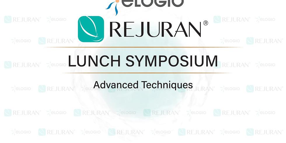 Rejuran Lunch Symposium: Advanced Techniques