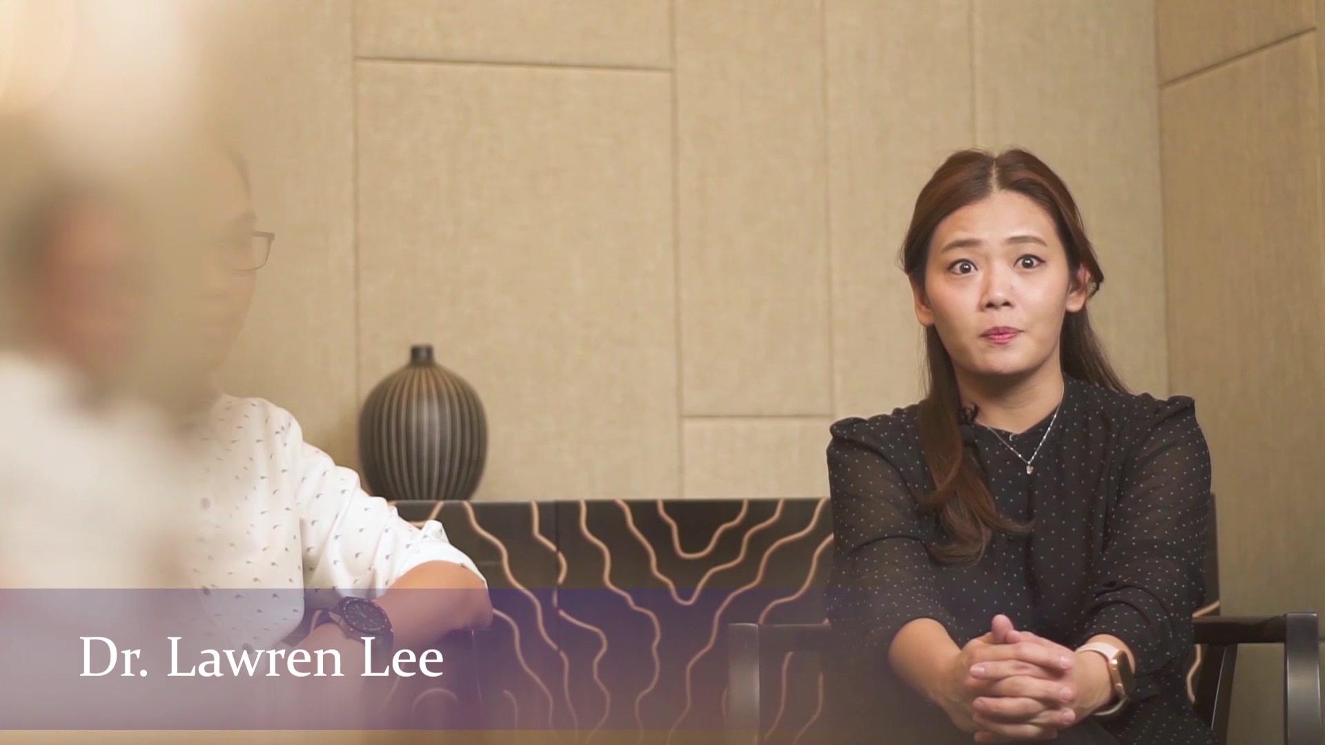 Dr Eugene Foo and Dr Lawren Lee speak about PN/ PDRN treatments